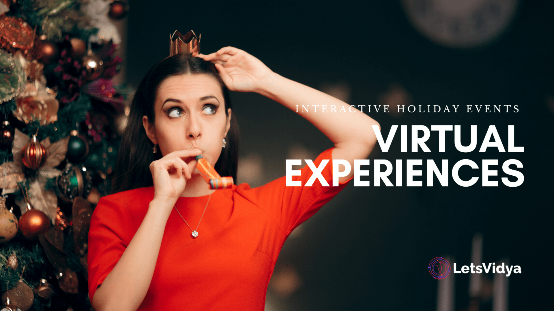 Virtual Group Experiences for the Holidays!
